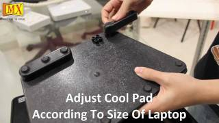 MX Laptop Cooling Pad