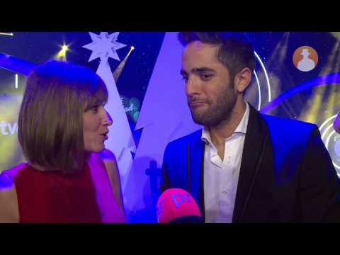 Sandra Daviú y Roberto Leal debutan en la Navidad de TVE