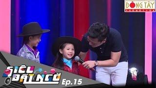 SIÊU BẤT NGỜ 2016 | TẬP 15 FULL HD: QUANG BẢO- SĨ THANH- NAM HEE- QUANG ĐẠI- BẠCH CÔNG KHANH