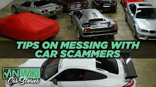 How to mess with car scammers