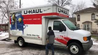U-Haul 5x8 Cargo Trailer Review