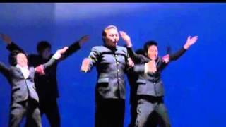 第1部-13 早稲田 伝統の勝利の拍手