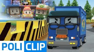 Catch the bad guy Truck X! | Robocar Poli Rescue Clips