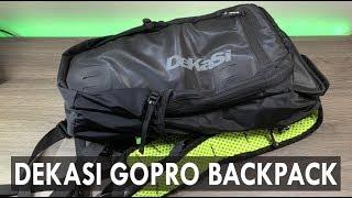 Dekasi GoPro Backpack Review