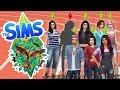 RUN JOEY RUN! - The Sims 4 Youtuber Hunger Games - Season 4 - Ep.3