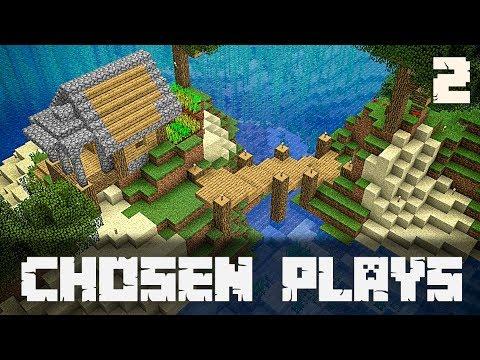 Chosen Plays Minecraft 1.13 Ep. 2 Bridging the Gap