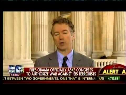 Sen. Rand Paul Appears on Fox's America's Newsroom with Bill Hemmer - February 11, 2015