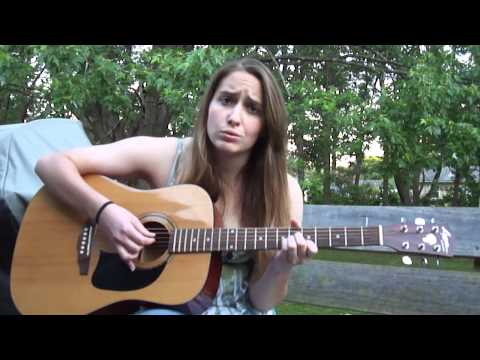 bubbly (colbie Caillat Cover) video