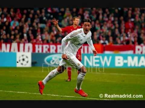 Mesut Özil goal, Bayern München - Real Madrid, audio Ondacero