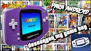 Descargar Game Boy Para Android