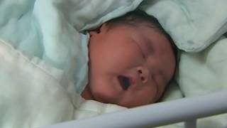 Heaviest Baby Born in China