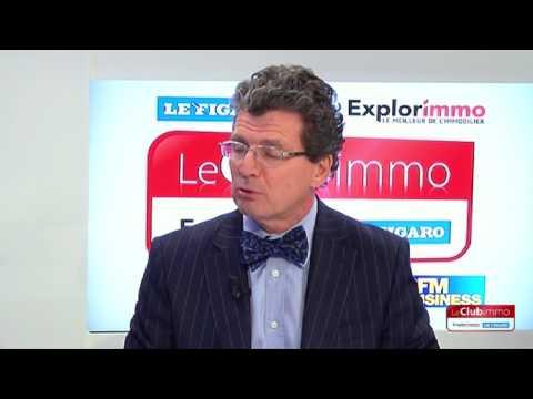 club Immo François Gagnon, président ERA France et Europe, 8 novembre 2014