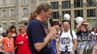 Werner Altnickel, (GMACAG) Global March Against Geoengineering (+ Chemtrails), Berlin, 25.04.2015