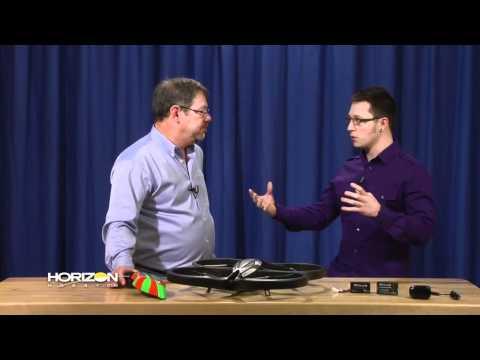HorizonHobby.com Review - Parrot AR Drone