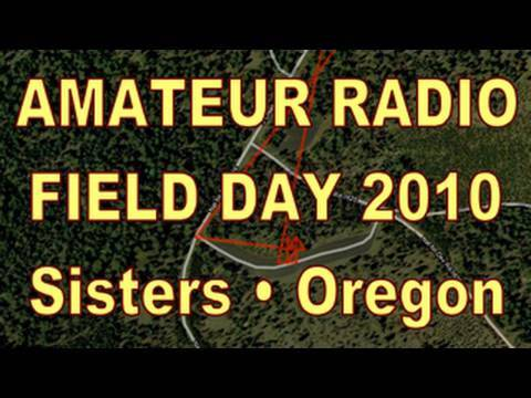 HAM Radio ARRL Field Day 2010