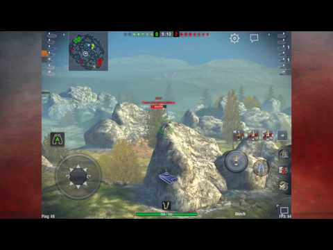 World of Tanks Blitz - Calm down and carry on