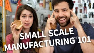 7 Tips to Start Small Scale Manufacturing | Business Ideas for Product Makers