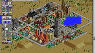 How to Beat SimCity 2000: Hard Level. [HD]