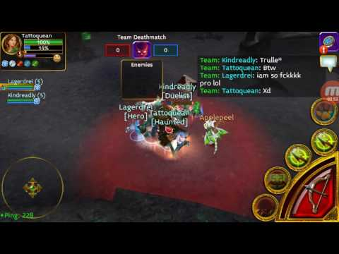 Arcane legends lv5  kill trulle by 3