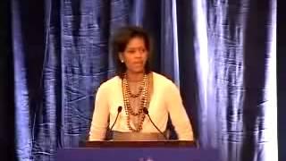 Michelle Obama Saying That Barack Obama (Barry Soetoro) Was Born In Kenya