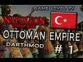 Snowhood plays: Empires Total War: Ottoman Empire ep 1 on with Darthmod 8.0