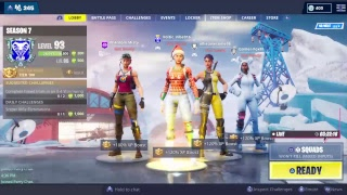 Fortnite Live New legendary hoverboard! Playing squad/duo/solo with subs -630 subs today?
