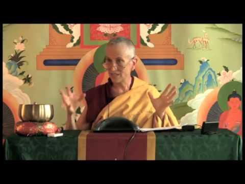 Following the Buddha's advice