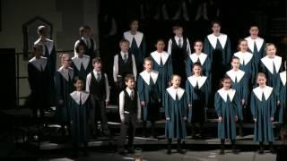 Cantaré Children's Choir Calgary:   I See the Moon