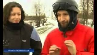 """Inter""-channel about motoexpedition ""On Dnieper-bike to Lake Baykal"""
