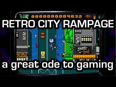 Retro City Rampage - An ode to 80s movies and video games (Gameplay Quick Look)