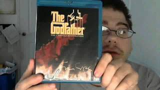 The Godfather The Coppola Restoration Blu-Ray Box Set Unboxing
