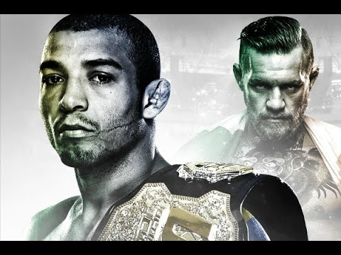 Conor McGregor V Jose Aldo: Watch epic promo for title fight at UFC189 in Las Vegas