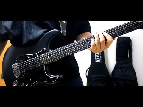 【BanG Dream!】Roselia – BRAVE JEWEL (Guitar Cover)