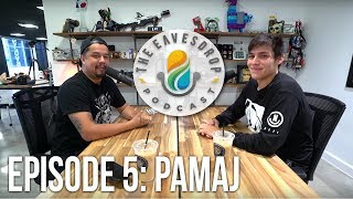Pamaj - Why he joined FaZe Clan... Again | The Eavesdrop Podcast Ep 5