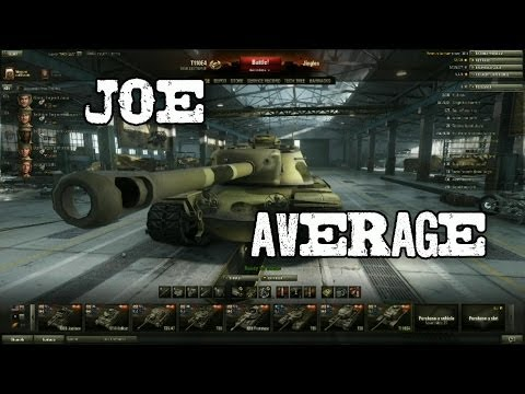 World of Tanks - T110E4 Tier 10 Tank Destroyer - Joe Average