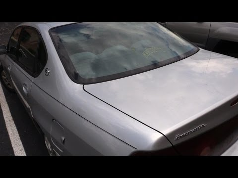 Chevy Impala fuel Pump Access Panel!!   No need to drop Gas tank.