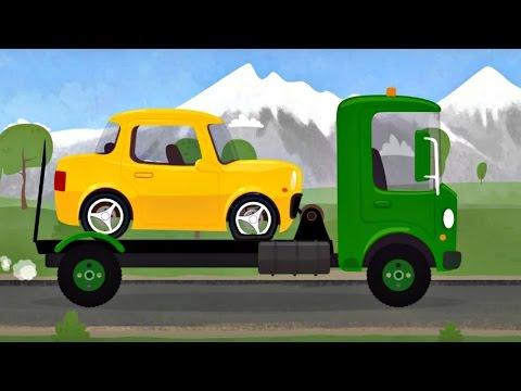 Çizgi film – Doktor Mac Wheelie – Sarı araba – Türkçe dublaj