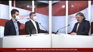Élection des Produits du BTP 2021 - WILO 2