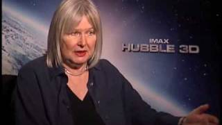 Toni Myers Hubble 3D Interview