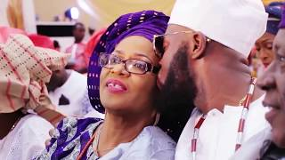 Ovation Platinum Wedding: Bamidele Ladeji and Michael Soyebo