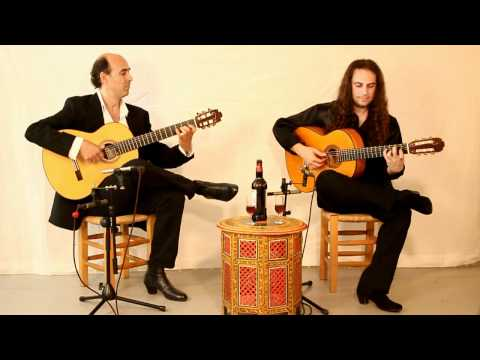 Flamenco Guitar Duo Alegrías Music Videos