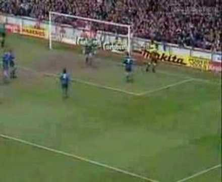 Save Of The Decade (Peter Schmeichel)