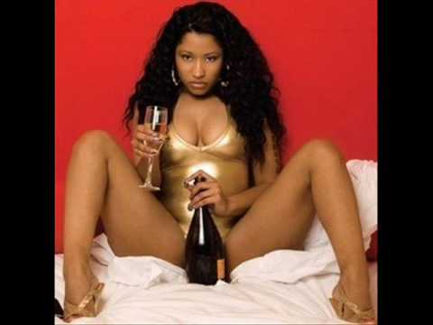 NICKI MINAJ - BLOWUP DOLL [HQ] W/LYRICS **LEAK** LIL KIM DISS SONG
