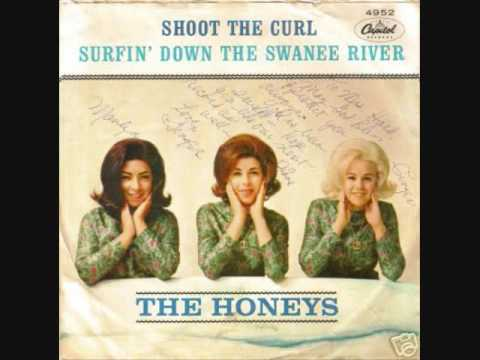 The Honeys - Surfin' Down the Swanee River (1963) Video