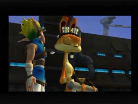 Jak II: Part 1: The Beginning, The Escape, and The Old Man