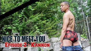 Gay Porn Star Kannon tells the Truth about his Life!