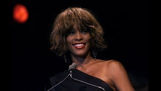 Whitney Houston Speaking Voice Through The Years! (1984-2012)