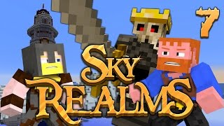 Skeleton Army Battle ★ THE SKY REALMS - Part 7