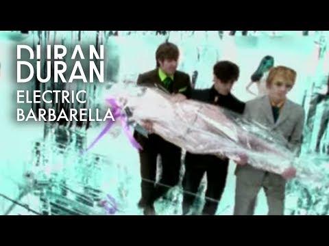 Duran Duran Electric Barbarella retronew