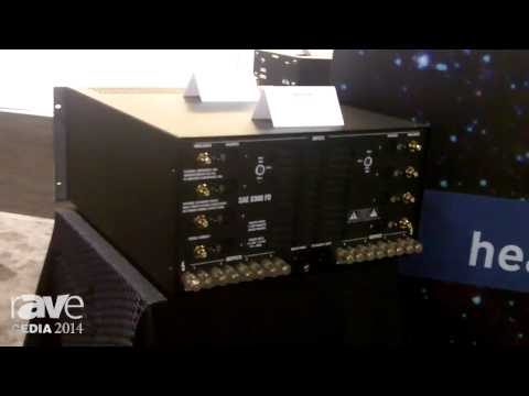 CEDIA 2014: SAE Premieres SAE 8300 8-Channel Amp, SAE 5002 Amp With Dual Power Supplies